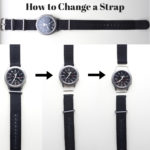 how to change wrist watch strap