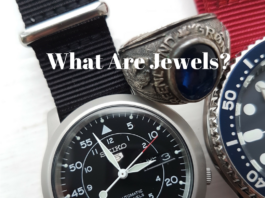 what are watch jewels what does 21 jewels mean